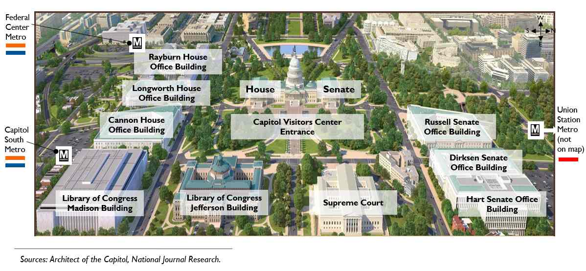 NAICU Guide to Capitol Hill Visits