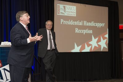 Sunday Handicapper Reception, 2016 Annual Meeting